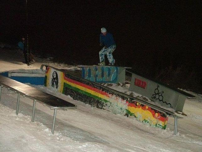 Na Ursynowie powstał snowpark!