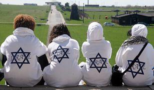 Grupa Żydów zaatakowana w stolicy?