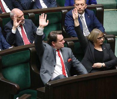 Sejm przyjął w pierwszym czytaniu projekt posłów PiS dot. dyscyplinowania sędziów