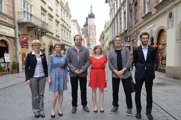 """""""Kraków Przeciw Igrzyskom"""" wystawia działacza Partii Zielonych"""