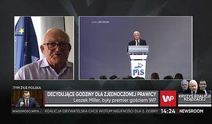 """Jarosław Kaczyński w rządzie? """"To, że w nim nie jest, to jest jakiś dziwoląg"""""""