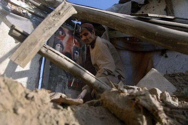 Blisko 300 śmiertelnych ofiar trzęsienia ziemi w Pakistanie i Afganistanie