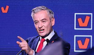 Robert Biedroń skrytykował Zjednoczoną Prawicę i Koalicję Obywatelską