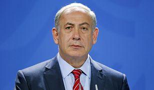 Netanjahu odleciał z kilkugodzinnym opóźnieniem