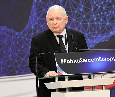 Prezes PiS Jarosław Kaczyński wyraził jednoznaczną opinię o walucie euro