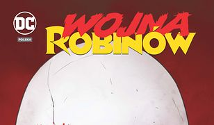 Wojna Robinów. Nowe DC Comics