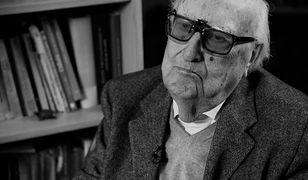 Andrea Camilleri nie żyje. Autor serii o Salvo Montalbano miał 93 lata
