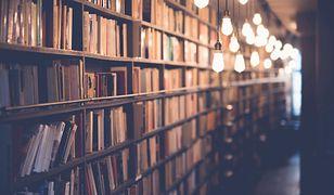 Latami wynosił książki. Wpadł, gdy w domu zrobił z nich bibliotekę