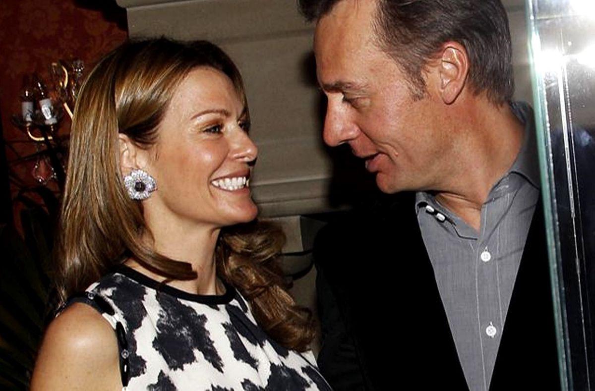 Kirsty i Ernesto Bertarelli byli małżeństwem 21 lat
