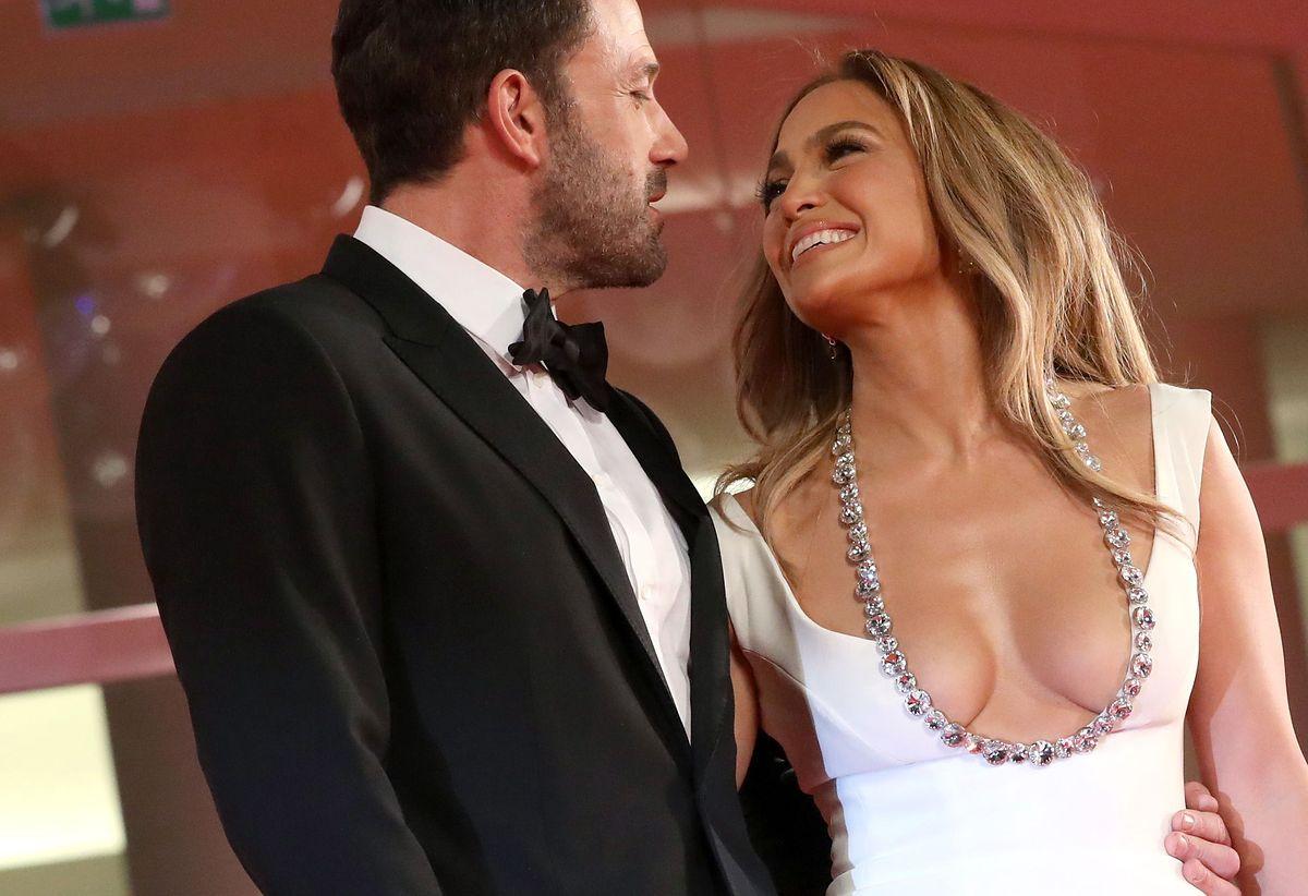Jennifer Lope i Ben Affleck