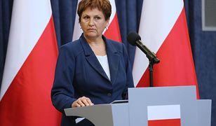 Szefowa Kancelarii Prezydenta chce odejść. Halina Szymańska ma dosyć, ale nieoficjalnie mówi się o konflikcie