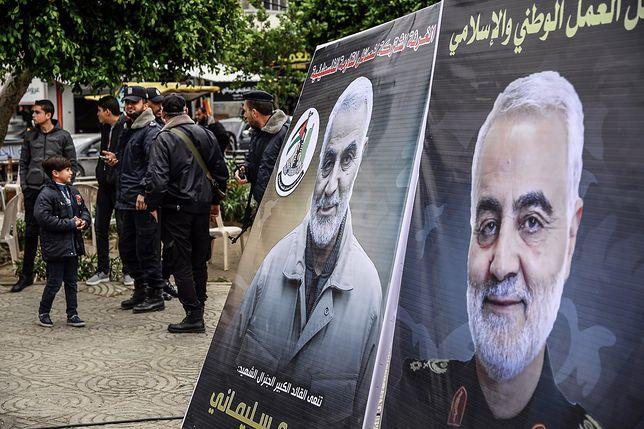 Irak. Uroczystości pogrzebowe generała Kasema Sulejmaniego, żałoba w kraju potrwa trzy dni