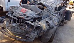 #dziejesiewmoto [392]: wypadek przy ponad 300 km/h, remont ulicy i nowe BMW M5