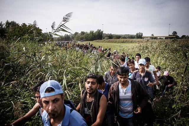 Fotografował dramat uchodźców. Wygrał Gdańsk Press Photo