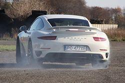 Porsche 911 Turbo S: niezły odlot!