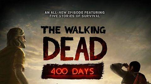 Dodatek 400 days do The Walking Dead ląduje już w tym tygodniu