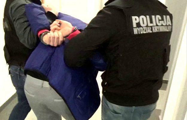 Groźny 33-latek zatrzymany w Rzeszowie. Jest podejrzany o udział w zabójstwie dwojga obywateli Niemiec