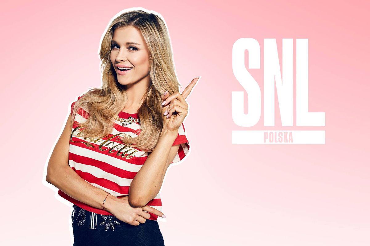 Krupa pierwszą kobietą w polskim SNL: Lubię robić z siebie głupka