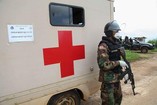 Liberia walczy z Ebolą
