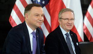 Kancelaria Prezydenta. Andrzej Duda zmienia skład: Krzysztof Szczerski traci stanowisko