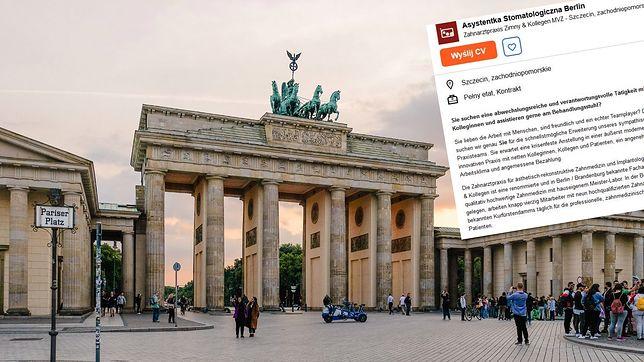 Firmy z Berlina poszukują pracowników w... Szczecinie. Sprawdziliśmy, czy opłaca się dojeżdżać