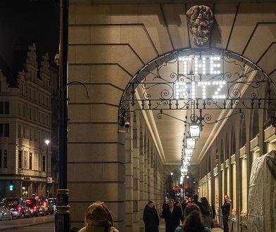 Ritz to jeden ze znaków rozpoznawczych Londynu