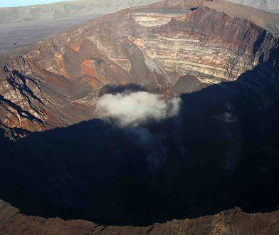 Krater, zdjęcie ilustracyjne