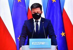 Minister Dworczyk hojny w pandemii. Dał ponad 850 tys. zł premii