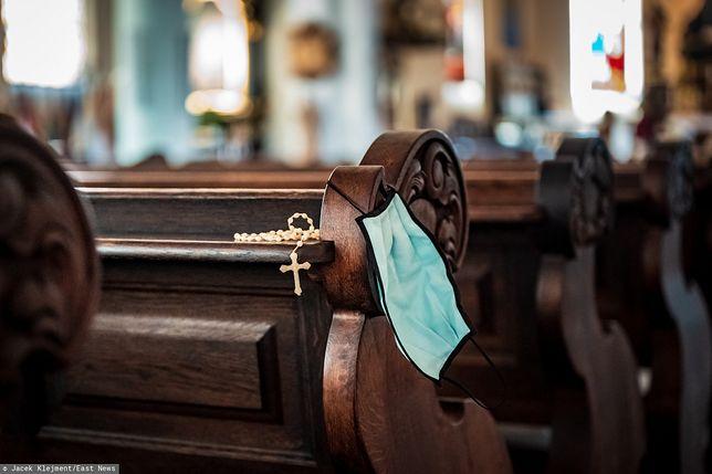 Sosnowiec. Zakażenie w parafii. Kościół jest zamknięty