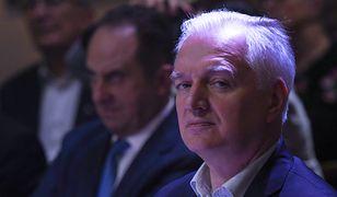 Jaroslaw Gowin, obecny wicepremier oraz minister rozwoju. (Photo by Artur Widak/NurPhoto via Getty Images