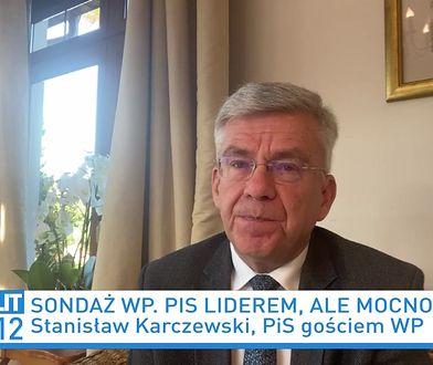Najnowszy sondaż IBRiS dla WP. Mocny spadek PiS. Karczewski wskazał powód
