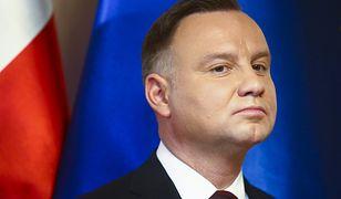 Andrzej Duda znieważony w internecie