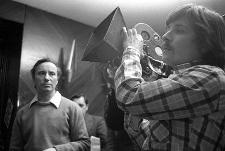 Tim Burton we Francji