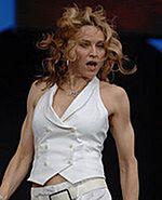 Louis Vuitton wynajął Madonnę
