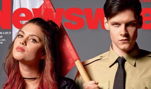 """""""Newsweek"""" pochwalił się najnowszą okładką. To zdjęcie wywoła burzę"""