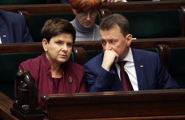 Beata Szydło: nie chcę przerzucać się z opozycją oskarżeniami