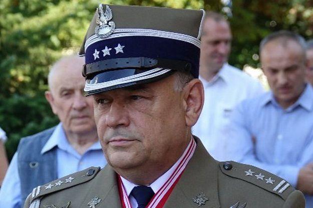 Pułkownik Adam Mazguła do Grzegorza Schetyny: kup pan scyzoryk