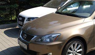 Porównanie: Audi A4 vs. Lexus IS