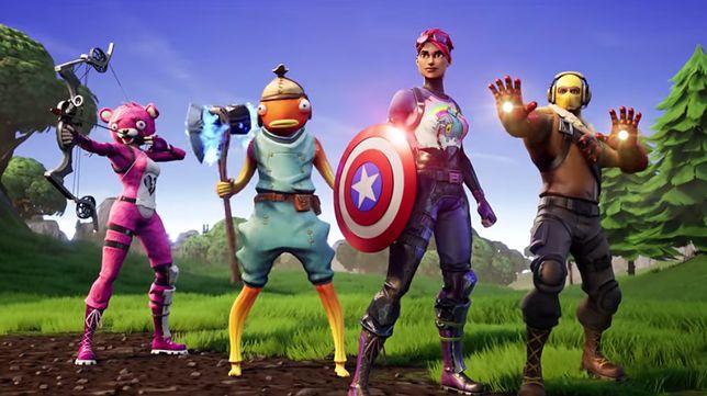 """Avengersi i Thanos zawitali do """"Fortnite""""!"""