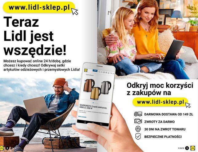 Lidl online