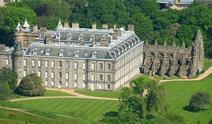 Pałac Holyrood w Edynburgu