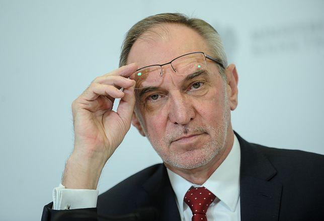 Zbigniew Babalski jest posłem PiS z okręgu elbląskiego