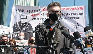 """Werdykt ws. Igora Tulei. """"Wojna o praworządność wciąż przed nami"""""""