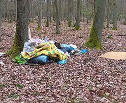 Wyrzucił śmieci do Parku Narodowego. Przypadkiem coś po sobie zostawił