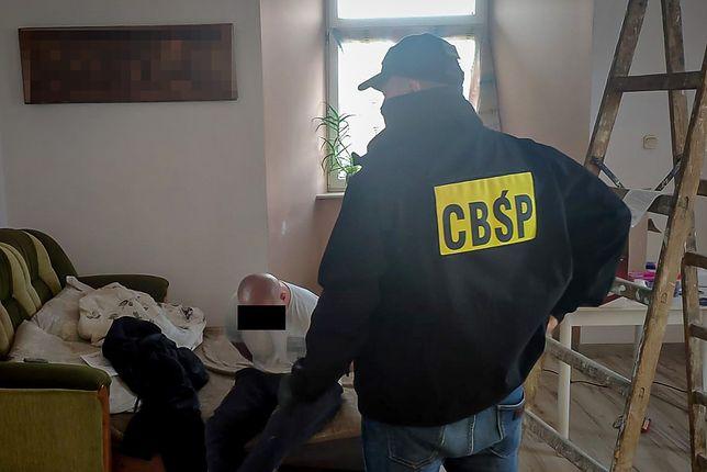 Akcja CBŚP w Jeleniej Górze. Zlikwidowanie laboratorium amfetaminy