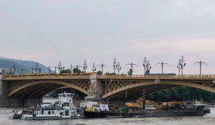 Katastrofa na Dunaju. Kapitan statku spowodował wcześniej inny wypadek