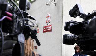 Warszawa. Kajetan P. miał usłyszeć wyrok. Zaskakująca decyzja sądu