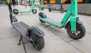 Wchodzą w życie przepisy regulujące jazdę na hulajnogach, rolkach czy deskorolkach