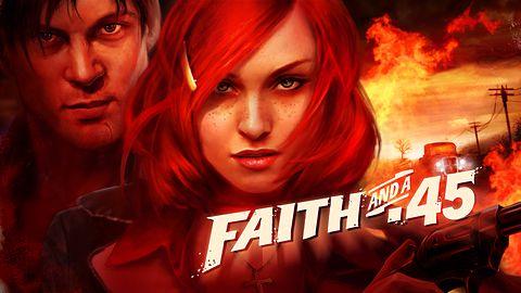 Prace nad Faith And A .45 wstrzymane