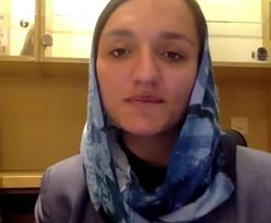 Ukryła się pod siedzeniem auta. Uciekła przed talibami w ostatniej chwili